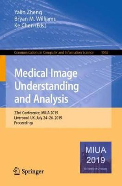 Medical Image Understanding and Analysis - Yalin Zheng