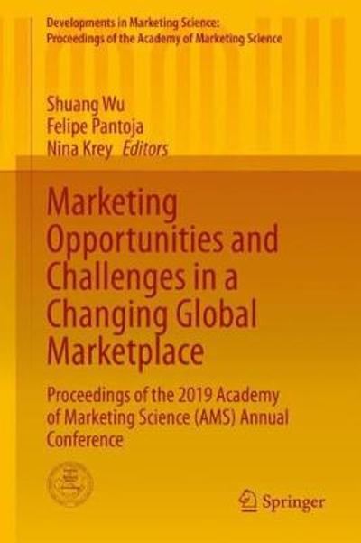 Marketing Opportunities and Challenges in a Changing Global Marketplace - Shuang Wu