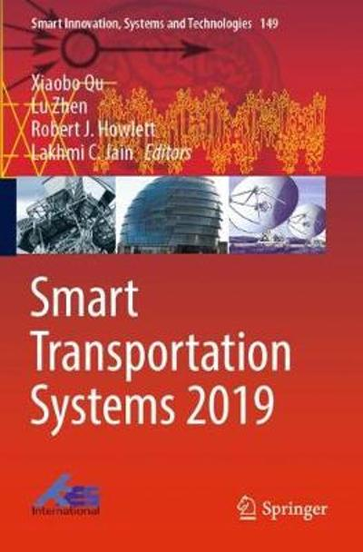 Smart Transportation Systems 2019 - Xiaobo Qu
