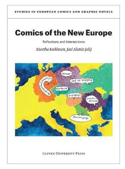 Comics of the New Europe - Martha Kuhlman