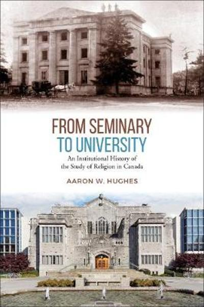 From Seminary to University - Aaron Hughes