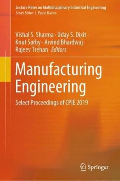 Manufacturing Engineering - Vishal S. Sharma