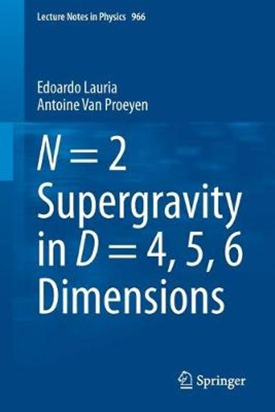 N = 2 Supergravity in D = 4, 5, 6 Dimensions - Edoardo Lauria
