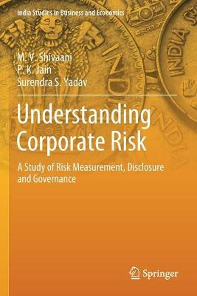 Understanding Corporate Risk - M. V. Shivaani