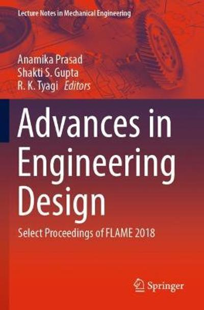 Advances in Engineering Design - Anamika Prasad