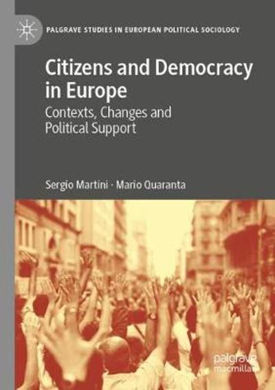 Citizens and Democracy in Europe - Sergio Martini