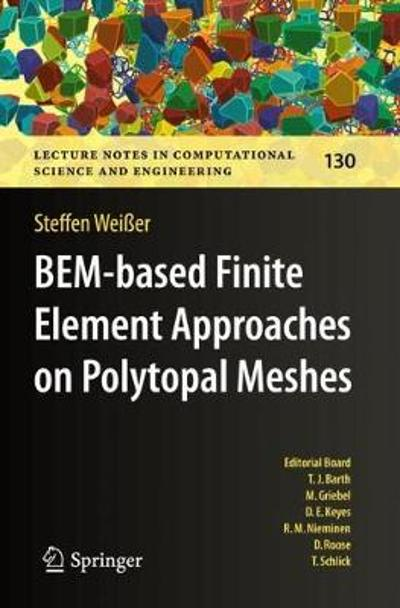 BEM-based Finite Element Approaches on Polytopal Meshes - Steffen Weisser