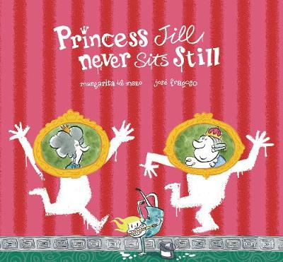 Princess Jill Never Sits Still - Margarita del Mazo