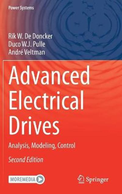 Advanced Electrical Drives - Rik W. De Doncker