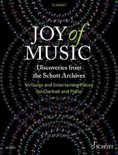 Joy of Music - Discoveries from the Schott Archives - Patrick Steinbach