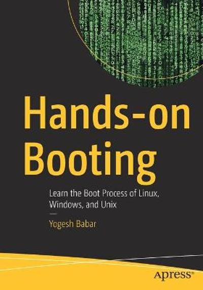 Hands-on Booting - Yogesh Babar