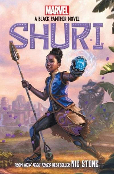 Shuri: A Black Panther Novel (Marvel) - Nic Stone