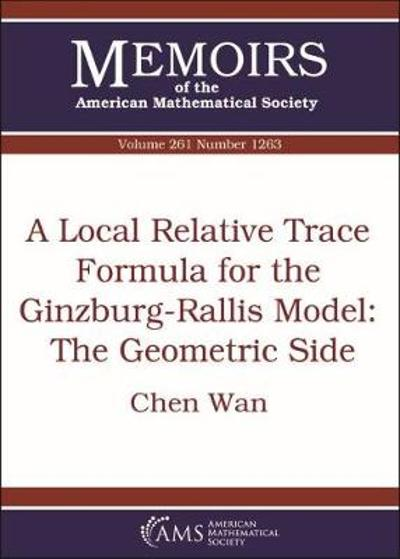 A Local Relative Trace Formula for the Ginzburg-Rallis Model: The Geometric Side - Chen Wan
