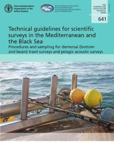 Technical guidelines for scientific surveys in the Mediterranean and the Black Sea - Paolo Carpentieri