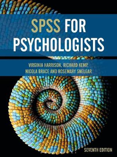 SPSS for Psychologists - Virginia Harrison