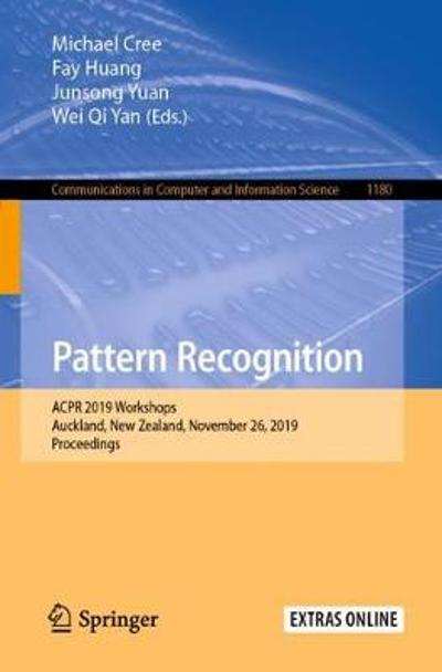 Pattern Recognition - Michael Cree