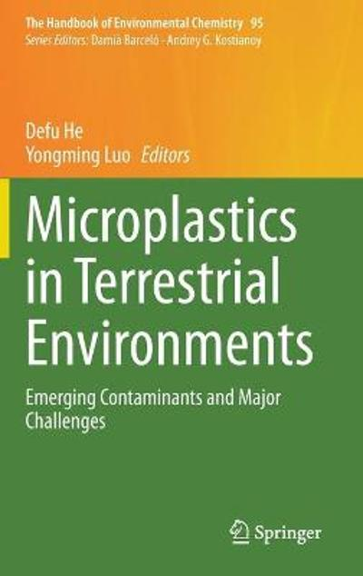 Microplastics in Terrestrial Environments - Defu He