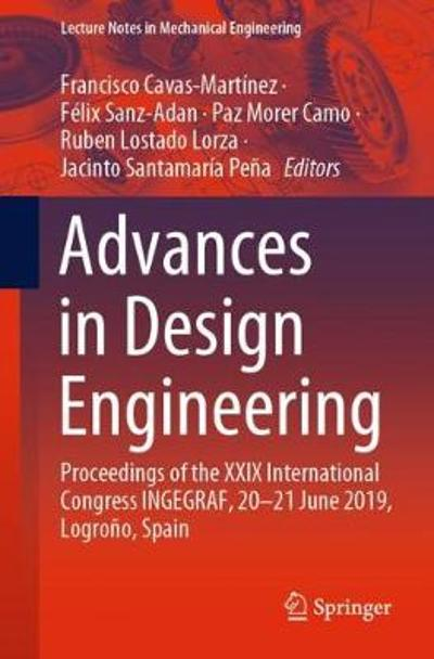 Advances in Design Engineering - Francisco Cavas-Martinez