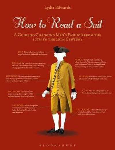 How to Read a Suit - Lydia Edwards