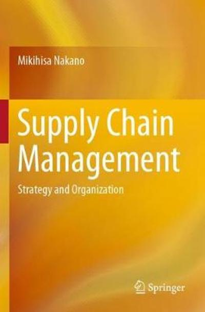 Supply Chain Management - Mikihisa Nakano