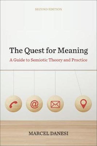The Quest for Meaning - Marcel Danesi