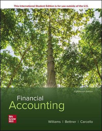 ISE Financial Accounting - Jan Williams