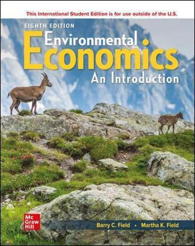 ISE Environmental Economics - Barry Field