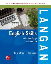 ISE English Skills with Readings - John Langan Zoe Albright