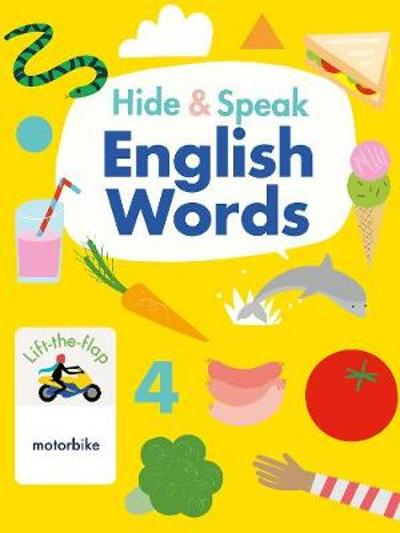 Hide & Speak English Words - Rudi Haig