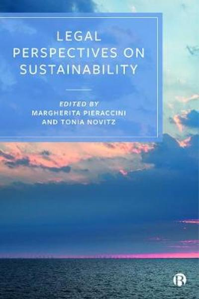 Legal Perspectives on Sustainability - Margherita Pieraccini