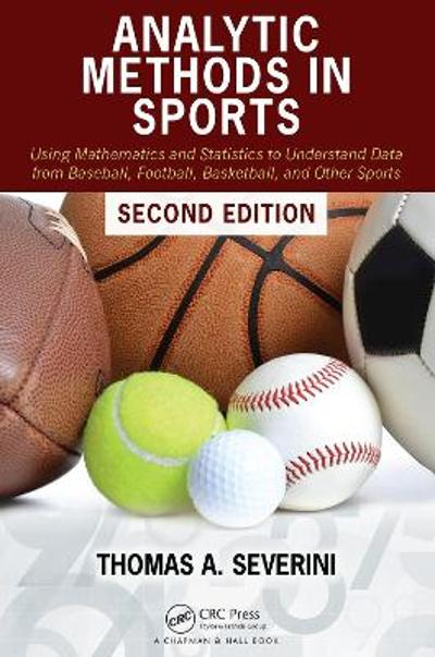 Analytic Methods in Sports - Thomas A. Severini