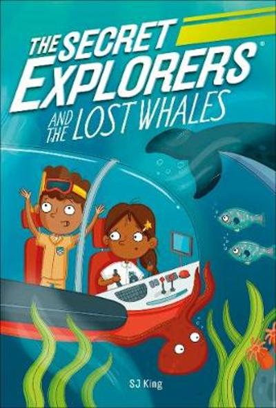 The Secret Explorers and the Lost Whales - DK