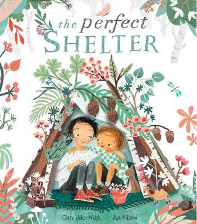 The Perfect Shelter - Clare Helen Welsh
