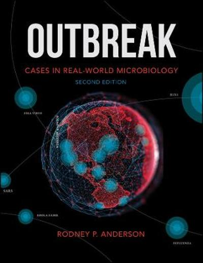 Outbreak - Rodney P. Anderson