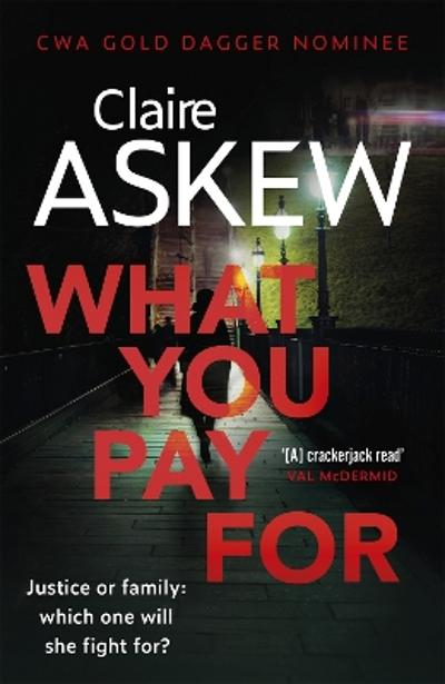 What You Pay For - Claire Askew