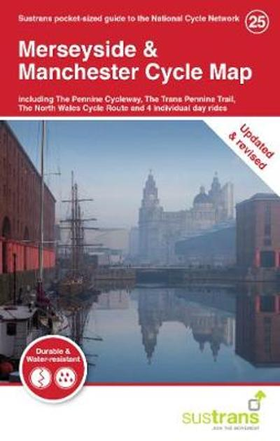 Merseyside & Manchester Cycle Canal - Sustrans