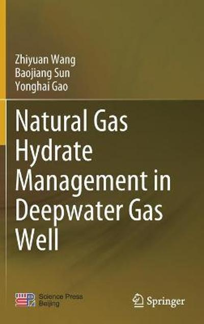 Natural Gas Hydrate Management in Deepwater Gas Well - Zhiyuan Wang