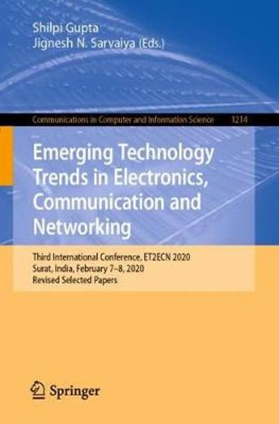 Emerging Technology Trends in Electronics, Communication and Networking - Shilpi Gupta