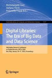 Digital Libraries: The Era of Big Data and Data Science - Michelangelo Ceci Stefano Ferilli Antonella Poggi