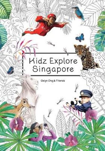 Kidz Explore Singapore - Gelyn Ong