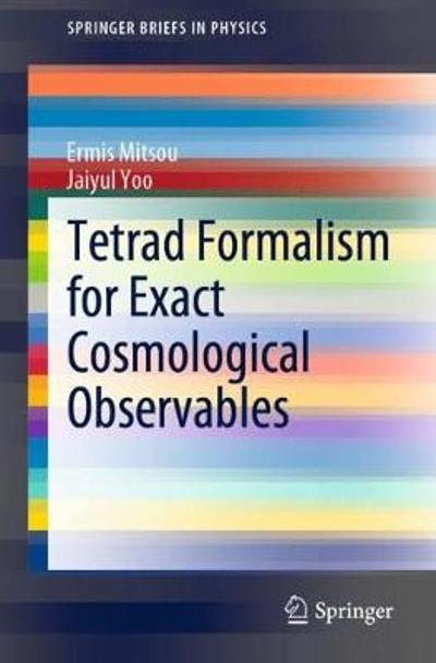 Tetrad Formalism for Exact Cosmological Observables - Ermis Mitsou