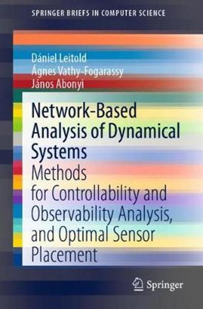 Network-Based Analysis of Dynamical Systems - Daniel Leitold