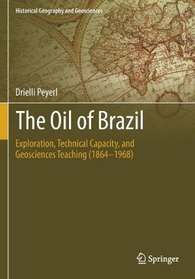 The Oil of Brazil - Drielli Peyerl