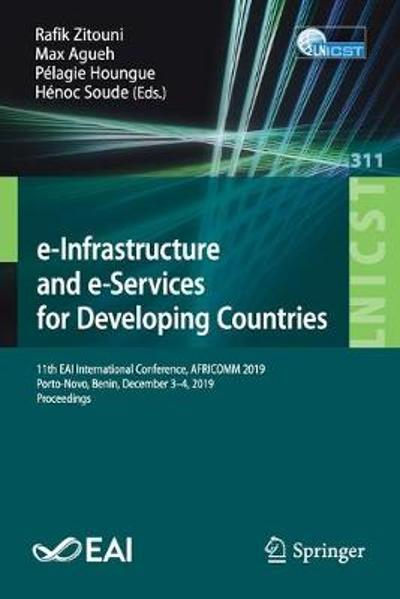 e-Infrastructure and e-Services for Developing Countries - Rafik Zitouni
