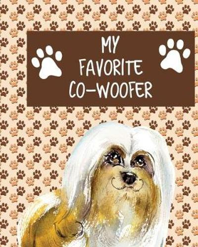 My Favorite Co-Woofer - Patricia Larson