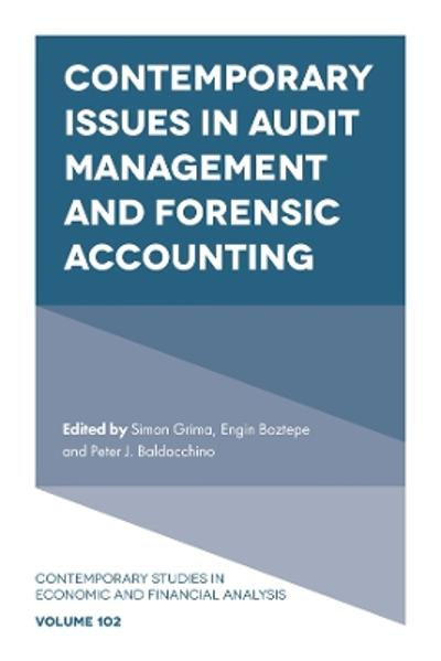 Contemporary Issues in Audit Management and Forensic Accounting - Simon Grima
