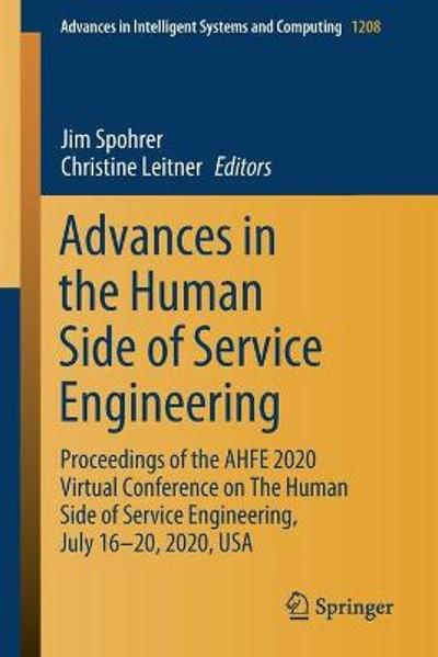 Advances in the Human Side of Service Engineering - Jim Spohrer