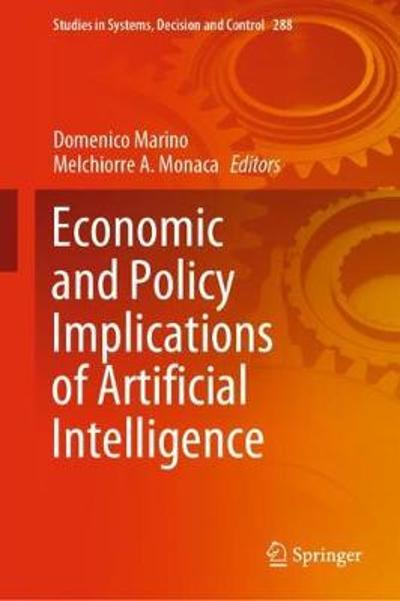 Economic and Policy Implications of Artificial Intelligence - Domenico Marino