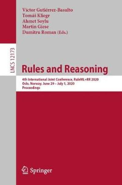 Rules and Reasoning - Victor Gutierrez-Basulto