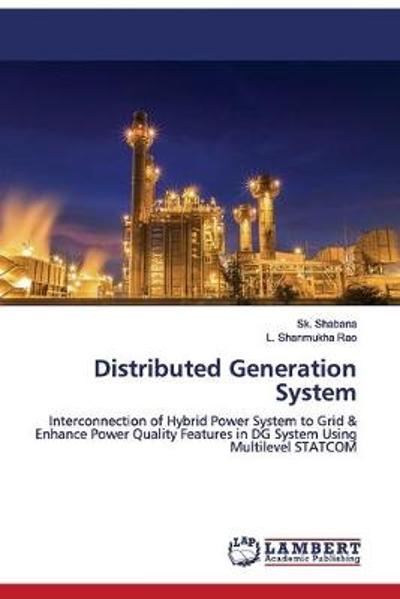 Distributed Generation System - Sk Shabana